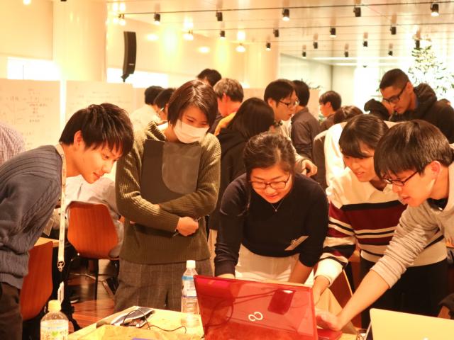 あなたは、技術でどんな未来を描きますか?富士通が主催する学生向けハッカソン「Hack the Future」開催レポート
